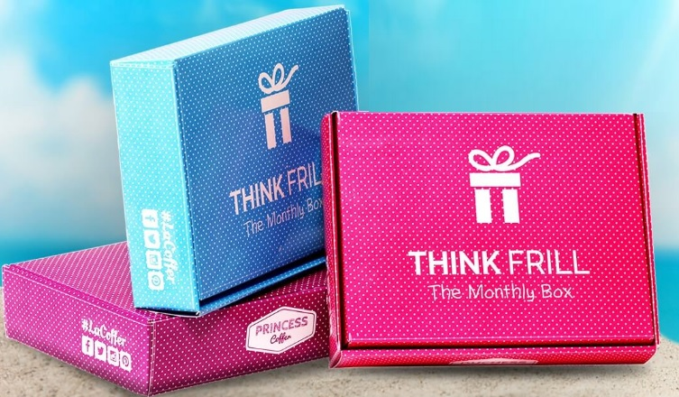 Monthly Subscription Box Review – Think Frill