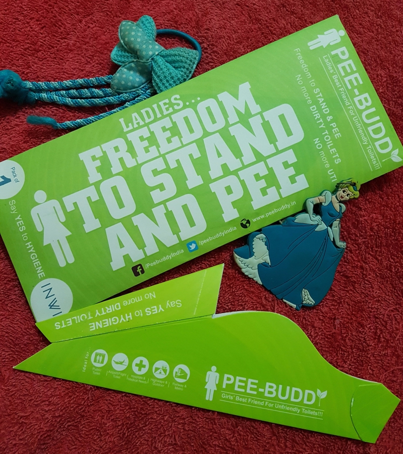 Product Review: PeeBuddy