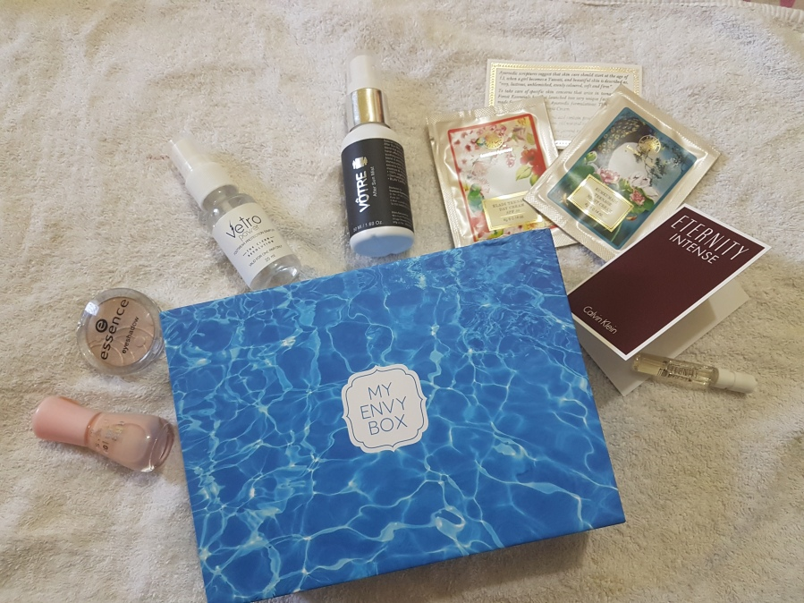 My Envy Box – June Beauty Box