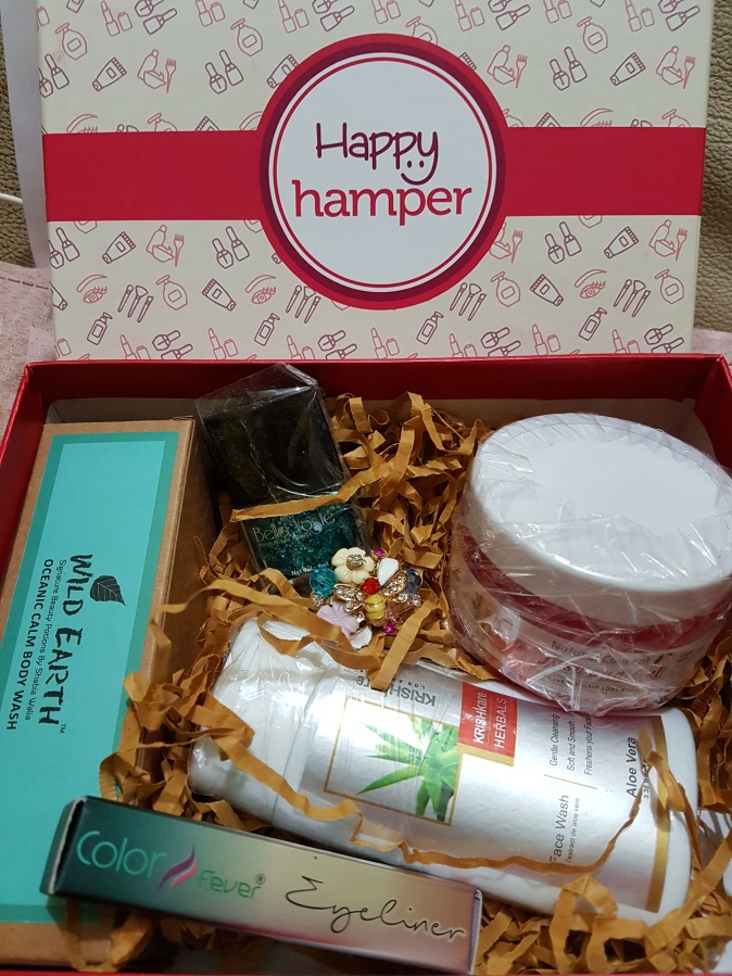 Subscription Review: New Subscription Box – Happyhamper