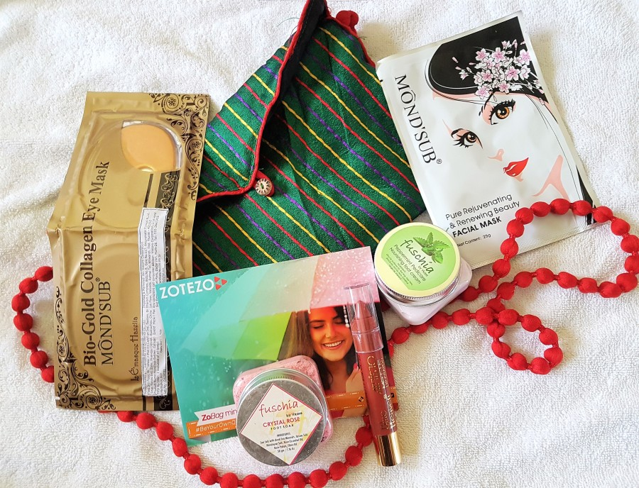 Subscription Review: August 2017 ZoBagMini