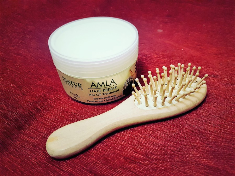Product Review: Inatur Amla Hair Repair Hot Oil Treatment