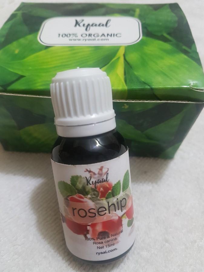 Product Review: Ryaal RosehipOil